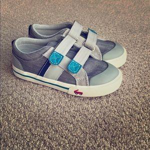 Little boys See Kai Run shoes